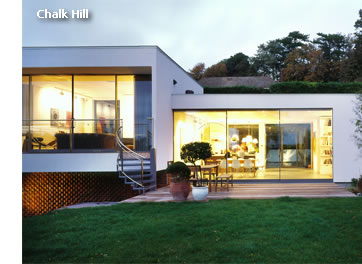 Elspeth Beard Architects - Chalk Hill