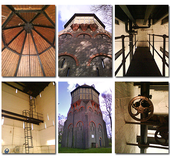 Elspeth Beard Architects - Felton Water Tower - The Site