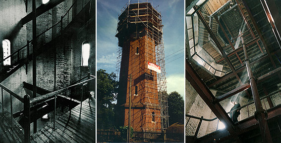 Elspeth Beard Architects - Munstead Water Tower